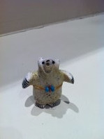 Zuni Bear Fetish Claudia Peina ZBFCP279 SOLD
