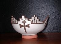 Pottery Zuni Scott Peynetsa