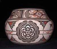 Pottery Zuni Carlos Laate Z6 SOLD
