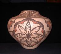 Pottery Zuni Pricilla Peynetsa