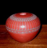 Pottery Santa Clara Minnie Vigil SOLD