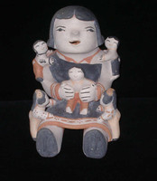 Storyteller Marie Suina Cochiti Pueblo