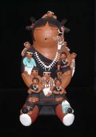 Storyteller Margaret Quintana Taos SOLD
