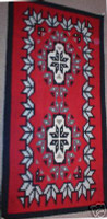 Navajo Indian Rug Crystal Linda Joe