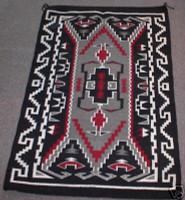 Navajo Indian Rug Teec Nos Pos Mae Bave