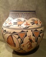 Pottery Zia Marcellus & Elizabeth Medina PZMEM4 3547