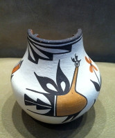 Pottery Zia Elizabeth Medina PZEM112
