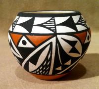 Pottery Acoma Debbie Brown SOLD PZDB4