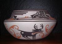 Pottery Zuni Eileen Yatsattie PZ233