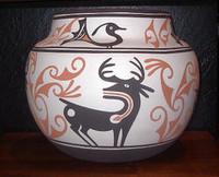 Pottery Zuni Eileen Yatsattie
