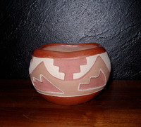 Pottery San Juan Tomasita Montoya