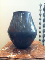 Pottery San Ildefonso Cynthia Starflower PSICS215
