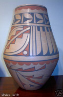 Pottery San Ildefonso Carmelita Dunlap PSI7