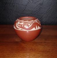 Pottery San Ildefonso Carol Gutierrez Naranjo SOLD