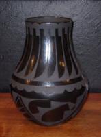 Pottery San Ildefonso Carmelita Dunlap PSI212