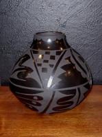 Pottery San Ildefonso Carmelita Dunlap PSI208