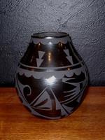Pottery San Ildefonso Carmelita Dunlap PSI207