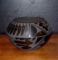 Pottery San Ildefonso Carmelita Dunlap PSI206 SOLD