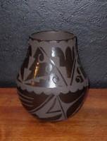 Pottery San Ildefonso Carmelita Dunlap Carlos Sunrise Dunlap