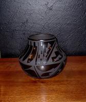 Pottery San Ildefonso Carmelita Dunlap PSI2049