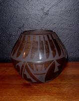 Pottery San Ildefonso Carmelita Dunlap PSI202