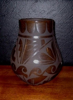 Pottery San Ildefonso Carmelita Dunlap PSI201