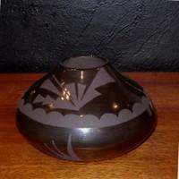 Pottery San Ildefonso Cynthia Starflower PSI198