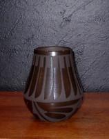 Pottery San Ildefonso Cynthia Starflower PSI196
