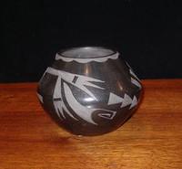 Pottery San Ildefonso Linda Dunlap PSI1944