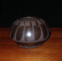 Pottery San Ildefonso Cynthia Starflower PSI180