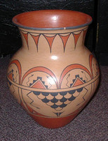 Pottery San Felipe Ricardo & Victoria Ortiz