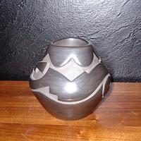 Pottery Santa Clara Vickie Martinez PSCVM5