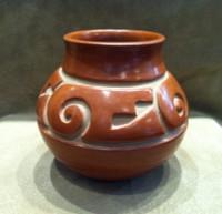 Pottery Santa Clara Margaret Tafoya PSCMT5 4518