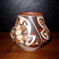 Pottery Santa Clara Lois Gutierrez PSCLG6 SOLD