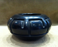 Pottery Santa Clara Cliff Roller