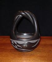 Pottery Santa Clara Mary Singer PSC302
