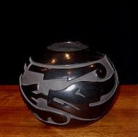Pottery Santa Clara Christine Naranjo