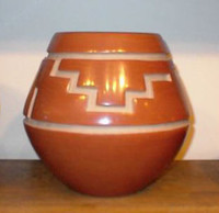 Pottery Santa Clara Lu Ann Tafoya