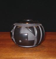 Pottery Santa Clara Robert Cleto Nichols