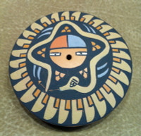 Pottery Nambe Virginia Gutierrez PNVG1 4430 SOLD