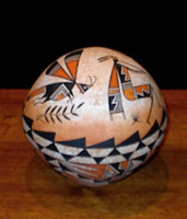 Pottery Navajo Westly Begaye SOLD