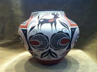 Pottery Laguna Myron Sarracino PLMS6 SOLD