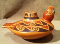 Pottery Hopi Rachel Sahmie Koo-Loo
