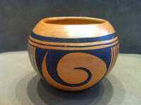 Pottery Hopi Bowl Unsigned 1960's