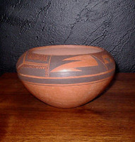 Pottery Hopi Lillian Namingha