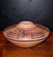 Pottery Hopi Fawn Navasie PH87