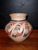 Pottery Hopi Fawn Navasie PH86
