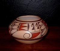 Pottery Hopi Dawn Navasie PH70