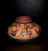 Pottery Hopi Dawn Navasie PH63