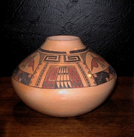 Pottery Hopi James Nampeyo